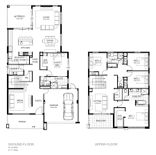 5 bedroom floor plans 5 bedroom house designs perth single and storey apg homes