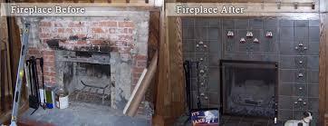 Decorative Fireplace by Fireplace Tiles Decorative Fireplace Tile Fireplace Ideas