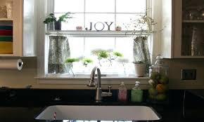 kitchen curtains ideas modern modern kitchen curtains glassnyc co