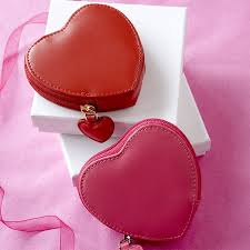 heart shaped items heart shaped small leather purse julie slater and