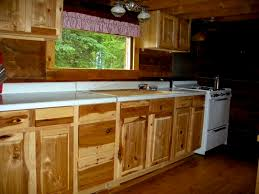 Kitchens With Hickory Cabinets Hickory Kitchen Cabinets Lowes With Granite Countertop Kitchen