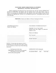 power of attorney legal forms general power of attorney form