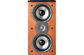 Bookshelf Audio Speakers Polk Audio Tsi200 Bookshelf Speakers Pair Black Walmart Com