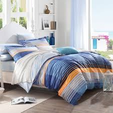 blue and orange bedding bedding bedding grey and blue sets gray setsgray white striped