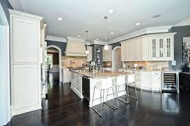 Decorative White Kitchen Cabinets With Granite Countertops And - Granite on white kitchen cabinets