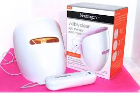 where to buy neutrogena light therapy acne mask neutrogena visibly clear light therapy acne mask first impressions