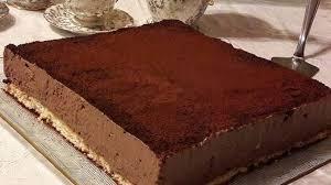 toute la cuisine que j aime gâteau mousse au chocolat sur biscuit dacquoise aux amandes
