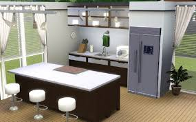 Make A Kitchen Island Sims 3 Kitchen Picgit Com
