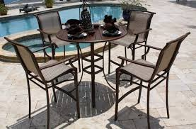 outdoor pub table sets outdoor pub tables contemporary patio bar table gathering regarding