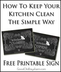 keep kitchen clean how to keep your kitchen clean the simple way happy