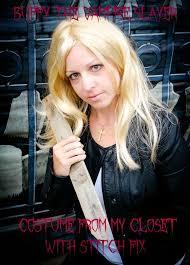 Vampire Slayer Halloween Costume Buffy Vampire Slayer Costume Albion Gould