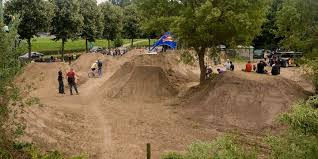 Backyard Bmx Dirt Jumps Red Bull Backyard Digger Deventer Netherlands By Jos Wissink