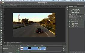 gimana cara edit foto di photoshop how to edit video in photoshop cc and cs6 the basics photoshop