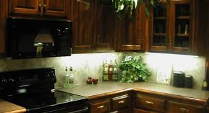 Under Cabinet Led Lighting Kitchen by Cabinet Foxy White Kitchen With Beige Granite Top Also Under