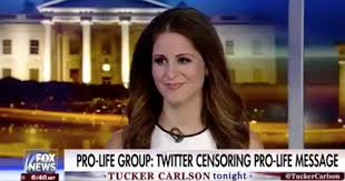 is tucker carlson s hair real lila rose on tucker carlson twitter actively suppresses pro life