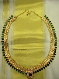 kerala jewellery designs treasures kerala