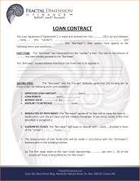 Resume Sle Doc Malaysia friendly loan agreement sle doc forgivable image