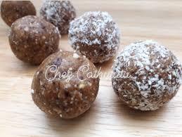cuisine sans sucre boulettes énergétiques ou energy balls hervé cuisine sans