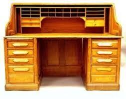 Roll Top Desk Oak Search All Lots Skinner Auctioneers