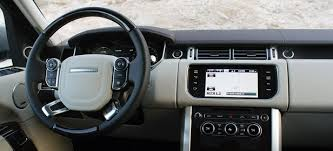 Range Rover Interior Trim Parts 2013 Land Rover Range Rover First Drive Autoblog
