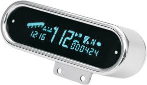 dakota digital 7000 electronic classic speedometer tach harley