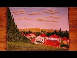 the 25 best easy landscape paintings ideas on pinterest