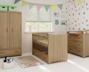 Modern Affordable Baby Furniture by Affordable Modern Nursery Furniture Set Featured Rectangle Crib