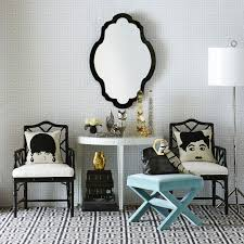greek key taupe wallpaper modern decor jonathan adler