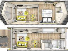 small home floor plans with loft 36 a 240 square 8 30 tiny house on wheels designed