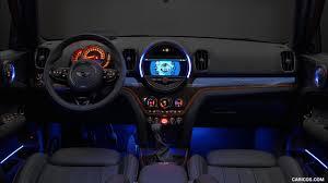 Mini Cooper Interior 2017 Mini Cooper S Countryman All4 Interior Illumination Hd