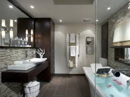 bathroom dark wood like tiles candice olson bathroom designs