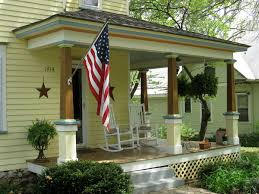 Porch Flags Area Residents Fly American Flags Outside Their Homes Ljworld Com