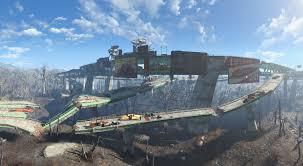 Mass Pike Exits Map Mass Pike Interchange The Vault Fallout Wiki Fallout 4