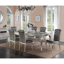 dining room table sets silver kitchen dining room sets you ll love wayfair