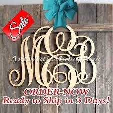 Monogram Letters Home Decor Best Monogram Letter Wall Decor Products On Wanelo