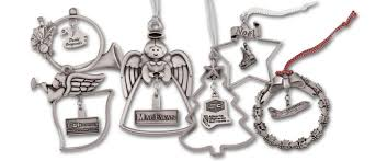 pewter ornaments personalized rainforest islands ferry