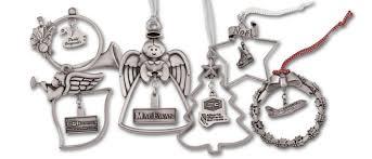 custom pewter christmas ornaments stock designs with custom