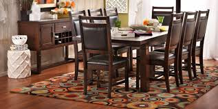 marvelous ideas oak express dining table fashionable furniture row