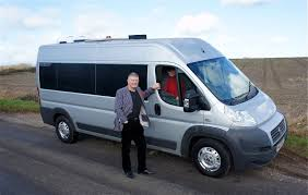 luxury minibus travel in comfort with an expert