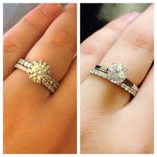 upgrading wedding ring upgraded from 75 to 1 25 your upgrades weddingbee