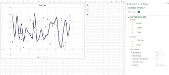 advanced graphs using excel xy plots tricks and modifications