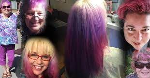 pastel hair colors for women in their 30s 7 women over 50 on why they re dyeing their hair crazy colors