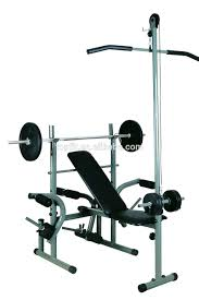 topfit weight bench with pulley fitness bench with tuv gs