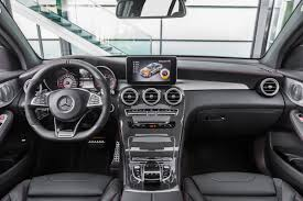 best amg mercedes the sporty mercedes amg glc43 blends the best of coupe and suv
