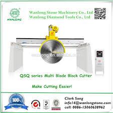multi blade block cutting machine multi blade block cutting