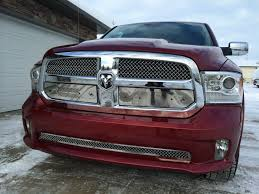 Dodge Ram Cummins Grill - 2014 ed winter front page 6