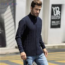 mu yuan yang large size mens knitted sweaters xxxl s solid