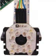Bright White by Bright White And Ir Camera Light For Raspberry Pi Robotshop