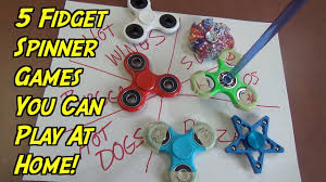 5 fidget spinner you can play at home fidget spinner