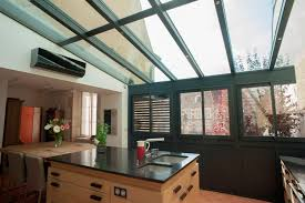 cuisine dans veranda cuisine et véranda auxerre yonne grandeur nature